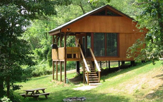 4. Big Rock Cabin (Beaver)