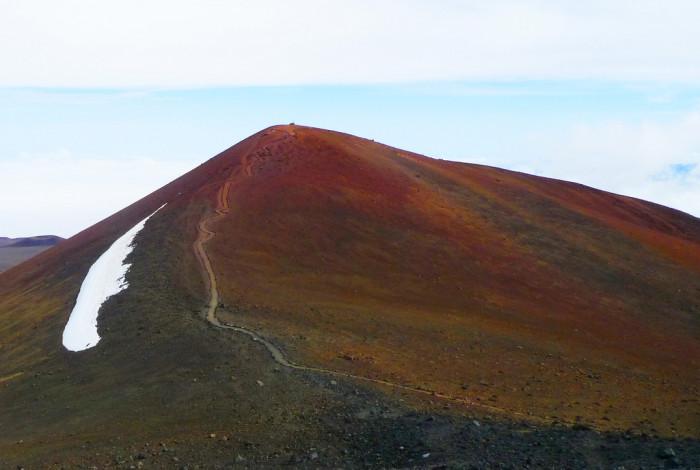 1) Mauna Kea, Big Island