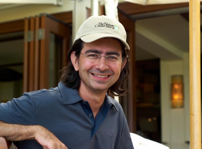 1) Pierre Omidyar