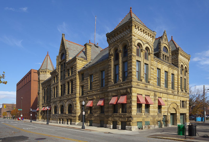 1. The Old Fort Wayne City Hall