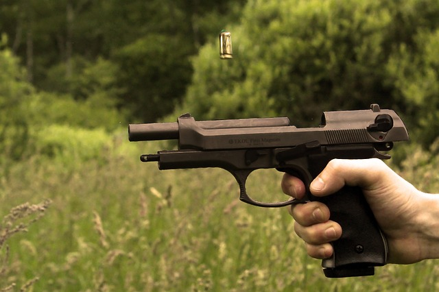 1. Man Shoots Himself in Groin During Robbery