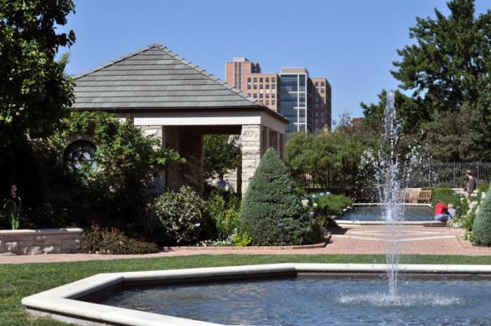1.Kaufman Memorial Gardens, Kansas City