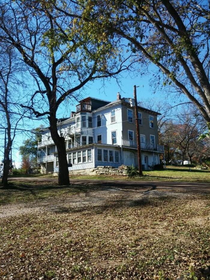 1. Morse Mill Hotel, Jefferson County