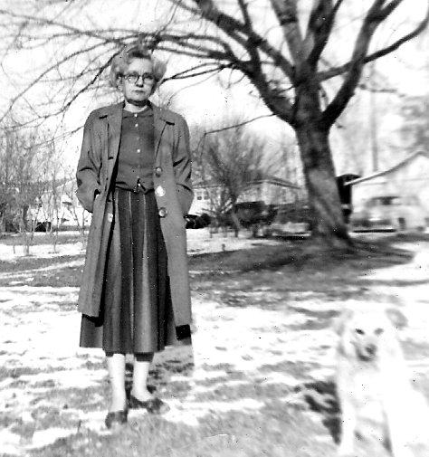 1. Aunt Dort and Sputnick, 1958