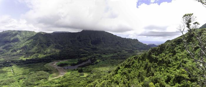 10) Konahuanui, Oahu