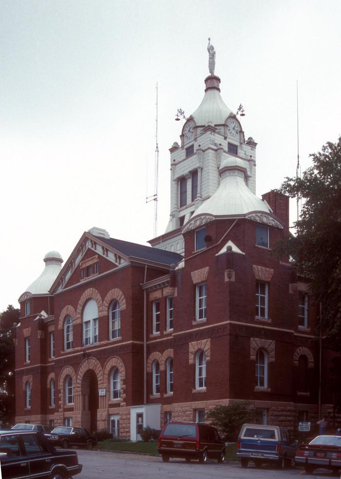 #10 Andrew County