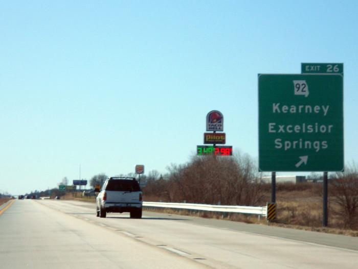 10. Kearney, Population 9,645