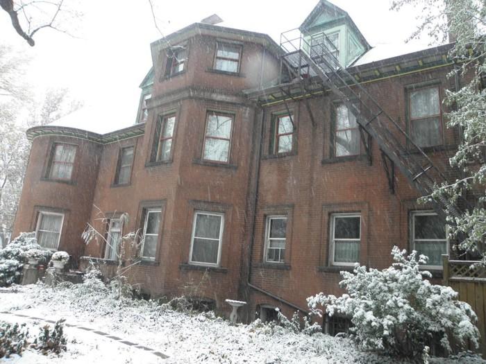 10. Lehmann House, St. Louis