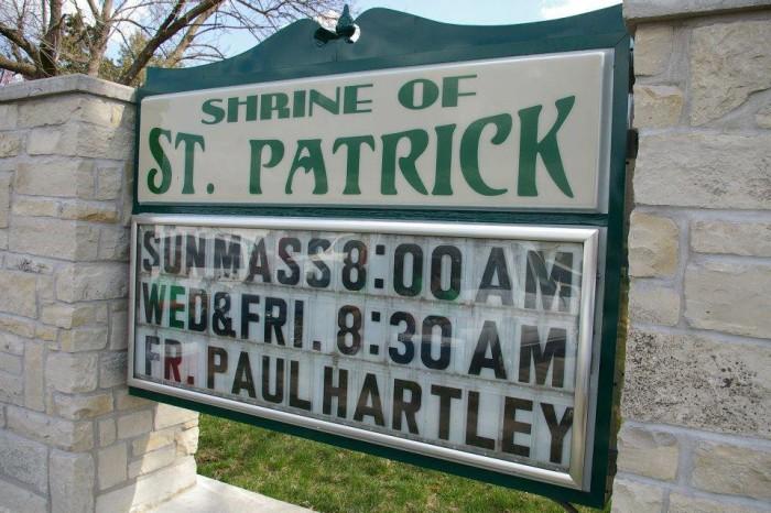 10. St. Patrick POP 20