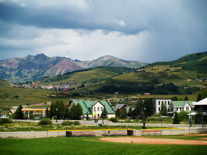 5. Crested Butte