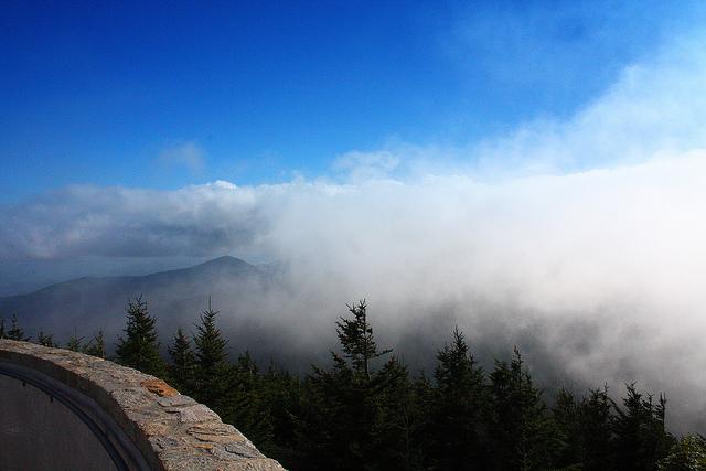 3. Mount Mitchell