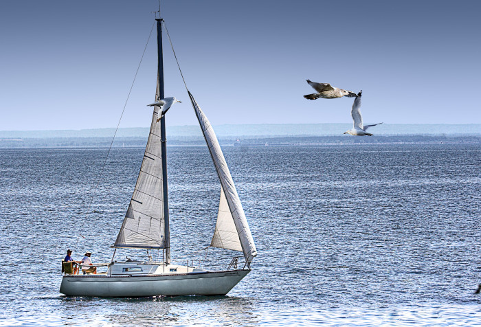 7. Sailing