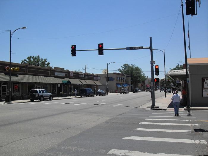 8.) Safest Town in Northern Colorado -- Loveland (Population: 71,325)