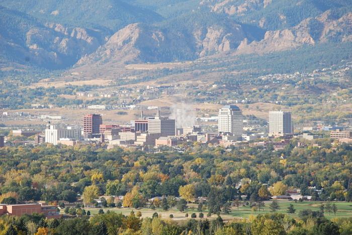 1. Colorado Springs