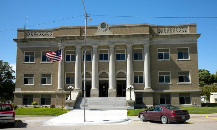 2. Cheyenne County (Population: 2,783)