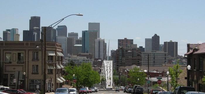 8.) Denver (Population: 648,981)