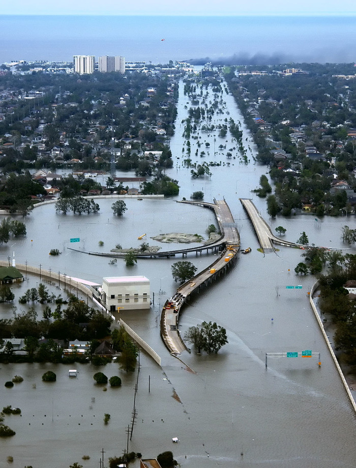 August 29th, 2005 – Hurricane Katrina