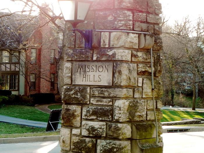 1. Mission Hills