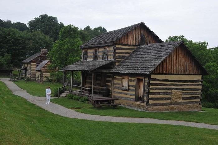 5. Site of Old Hannastown
