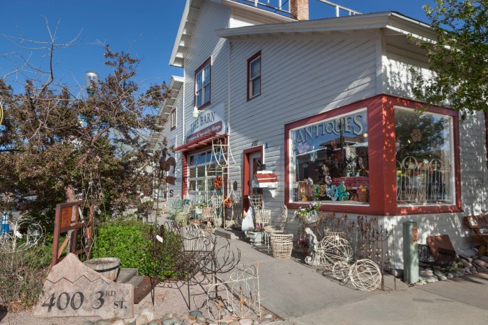 9. The Barn Antiques & Specialty Shops (Castle Rock)