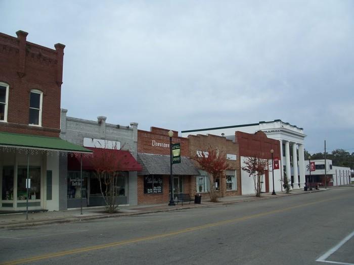 6. Hometown General Store