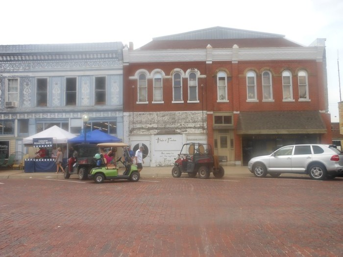 1. Woodson County (Population: 3,309)