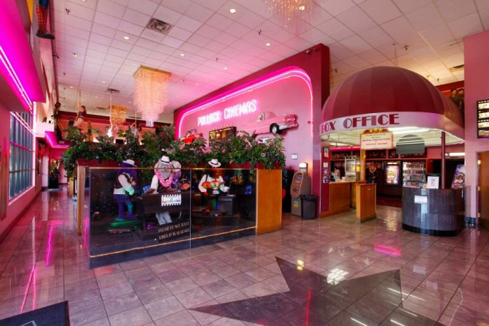 1. Catch a movie at Pollack Tempe Cinemas.