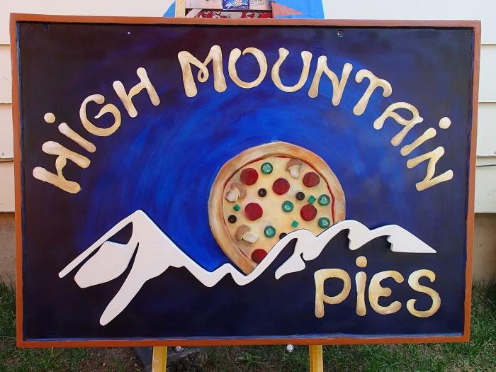 5.) High Mountain Pies (Leadville)