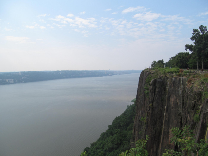 4. The Palisade's Cliffs On The Hudson