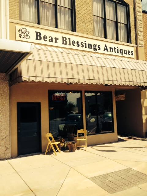 7. Bear Blessings Antiques (Hutchinson)
