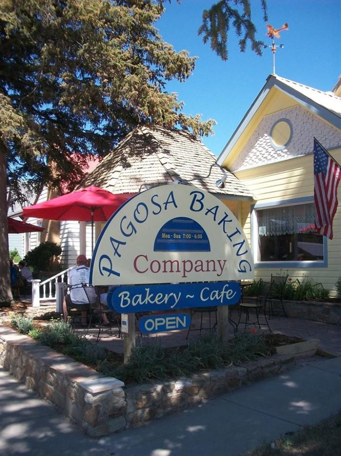 10.) Pagosa Baking Company (Pagosa Springs)