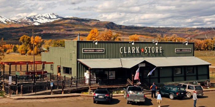 7.The Clark Store
