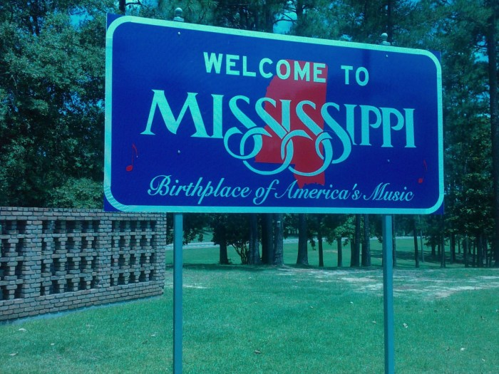 10. If it weren't for Mississippians, music just wouldn't be what it is today. You're welcome world.