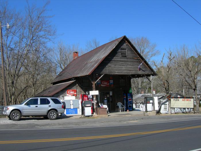 4. Mill Creek General Store in Rocky Face, GA