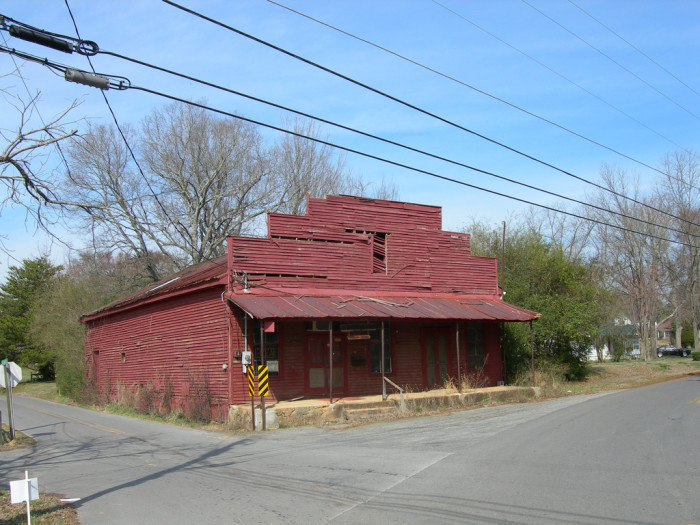 3. Bradford's General Store in Pine Log, GA (Bartow County)