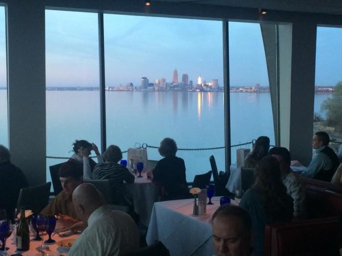 Restaurants Lake Erie Cleveland Ohio
