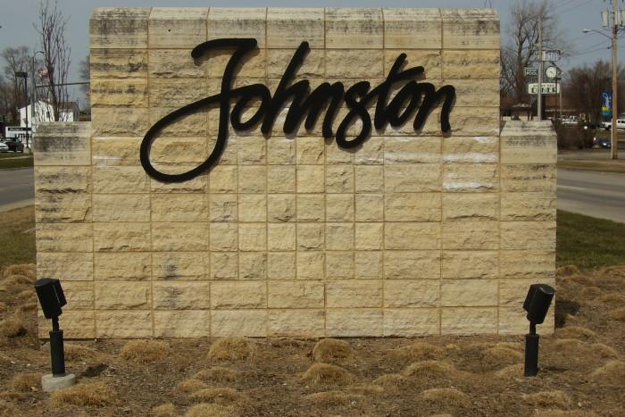 10. Johnston