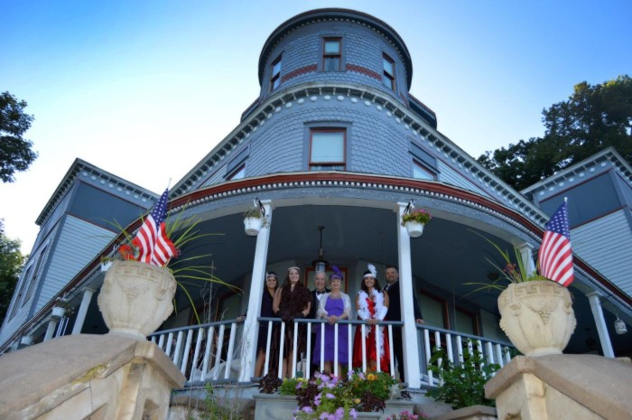 10 Charming Bed Amp Breakfasts In Iowa