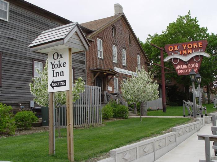 9. Ox Yoke Inn