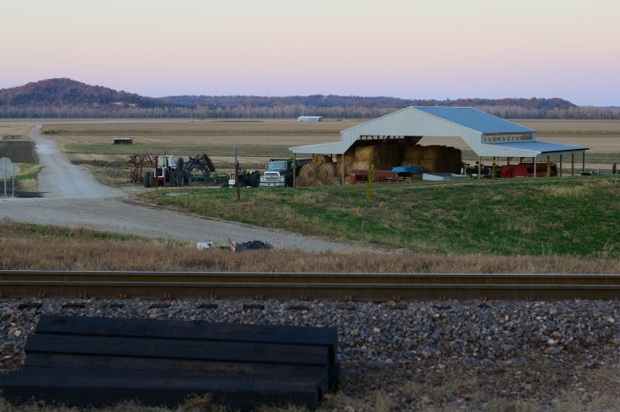 11. Check out the wide open spaces from this farm in Cole Junction near Jefferson City.