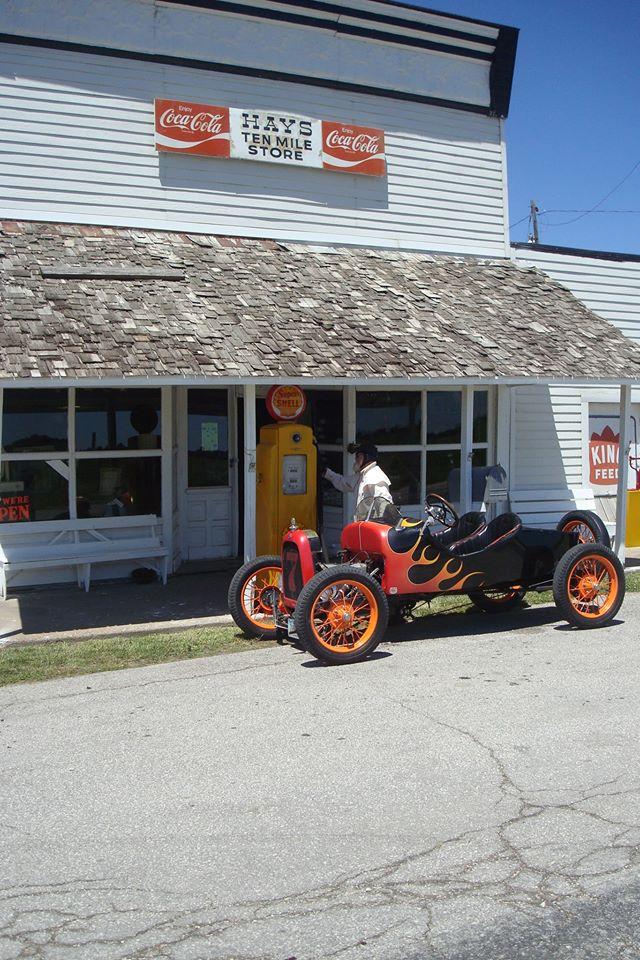 11. Hay's Ten Mile Store, Macon