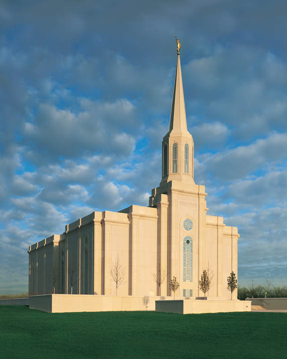 10. St. Louis Missouri Mormon Temple