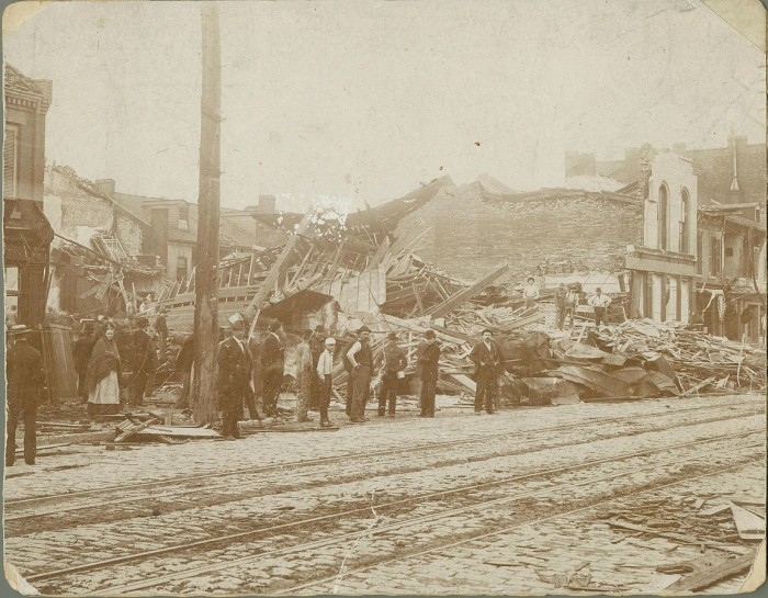 11.May 27, 1896 Tornado hits South Broadway, St. Louis, Mo.