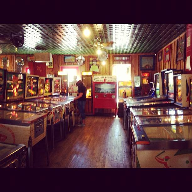 2.) Manitou Springs Penny Arcade