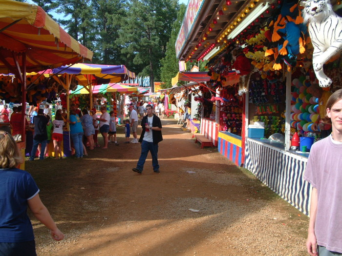 11. Mississippians are no strangers to county fairs, and chances are you won't be for too long.