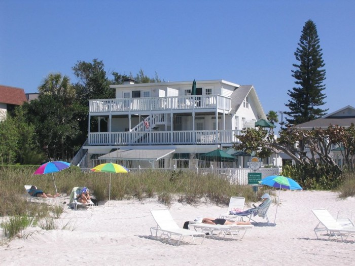 11. Harrington House Beachfront Bed & Breakfast