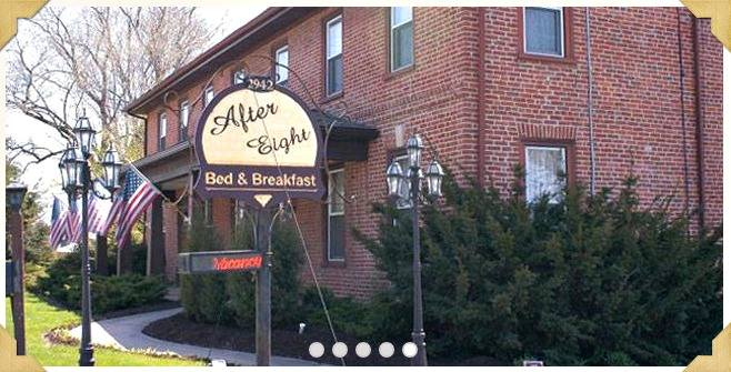 10. After Eight Bed and Breakfast, Lancaster