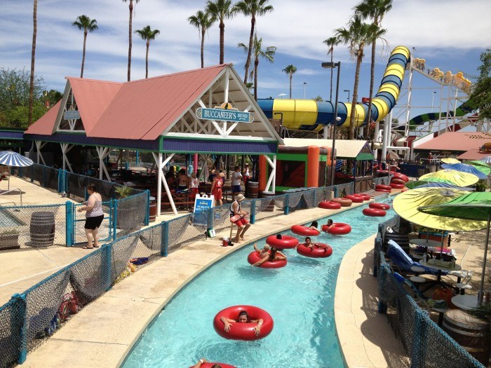 7 arizona waterparks that are pure bliss for everyone for Indoor swimming pools in mesa az