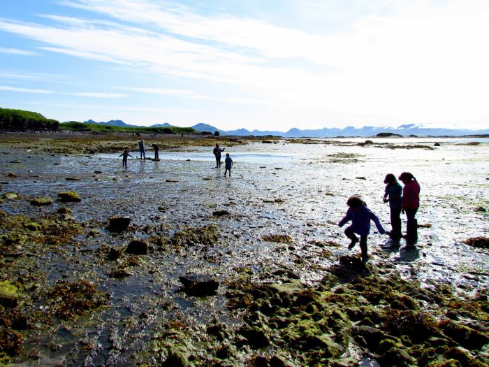 10) Akhiok, Alaska