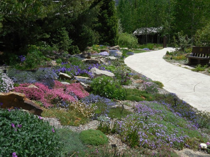Here Are The 7 Most Beautiful Gardens Youu0027ll Ever See In Colorado